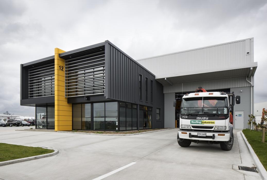 Roofing Industries Christchurch Haydn Amp Rollett
